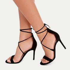 aa908ba1729 45% de descuento en Novedades Black High Heels