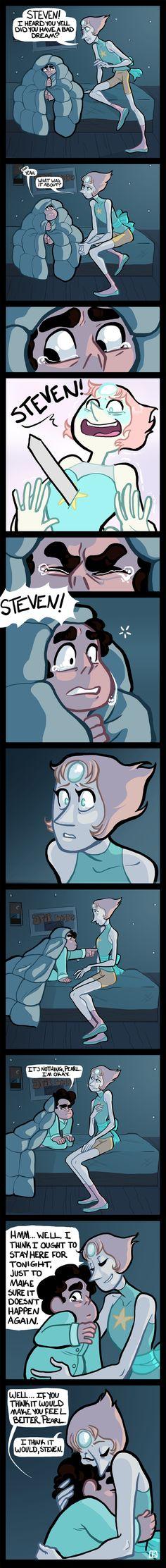Steven and Pearl - comic