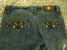 womens antik denim jeans 11x30 bootcut #AntikDenim #BootCut