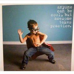 Get practicing!