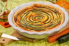 La torta salata di verdure è il piatto ideale da preparare per un pic-nic o un pranzo con gli amici: semplice, veloce e gustosa.