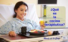 ¿Qué es la cocina terapéutica?