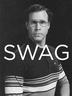This, right here, is my, SWAG.