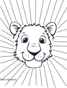 Free Printable Trace Line Worksheet for Kids - Preschool and Kindergarten