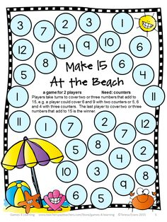 FREEBIE - Addition Board Games by Games 4 Learning contains 2 Printable Addition Board Games for addition up to Teaching Second Grade, Second Grade Math, Teaching Math, Teaching Ideas, Teaching Resources, Fun Classroom Activities, Math Classroom, Fun Math, Therapy Activities