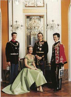 1990 De koninklijke familie