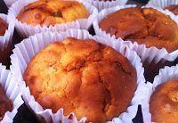 Muffins de Laranja com Banana