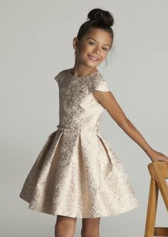 Imperial Ballerina Dress - Alivia Simone - 1