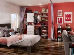 Wardrobes that Wow : Interior Remodeling : HGTV Remodels