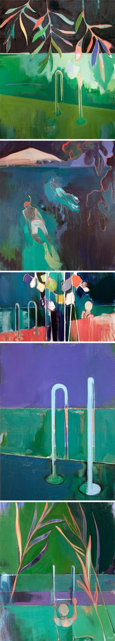 charlotte evans {and a give away from saatchi art}