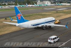 Boeing 737-8 Max - China Southern Airlines | Aviation Photo #4593299 | Airliners.net