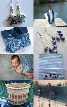 Something Blue by Joan Hahn on Etsy--Pinned with TreasuryPin.com