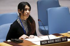 Nadia Murad: The World's 100 Most Influential People