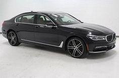 BMW: 7-Series 750i xDrive 2016 bmw 750 i xdrive