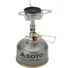 Soto Micro Regulator Stove $70