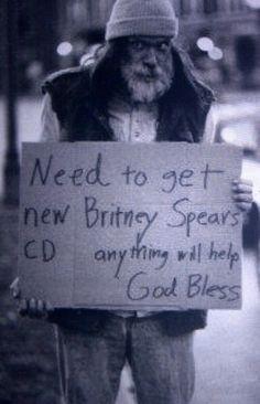 Hahaha! Easily the best homeless sign I've ever seen.