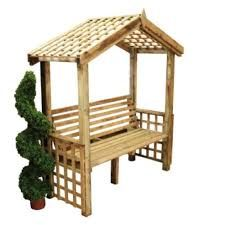 Image result for build your own arbour seat from pallets