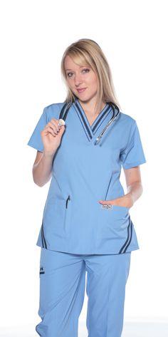 Ciel Women's Scrubs - Set - DRESS A MED