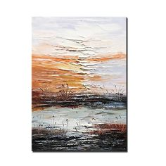 Abstract Canvas Painting, Modern Paintings for Living Room, Hand Paint – Paintingforhome Art Paintings For Sale, Modern Paintings, Colorful Paintings, Your Paintings, Oil Painting Texture, Large Painting, Texture Art, Hand Painted Walls, Knife Art