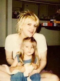 Courtney Love Cobain, Frances Bean Cobain