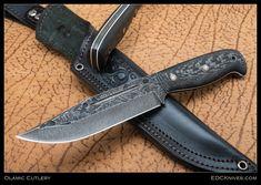 Olamic Cutlery, Voykar FT - EDC Knives