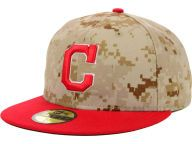 Cleveland Indians MLB 2014 Memorial Day Stars and Stripes Cap