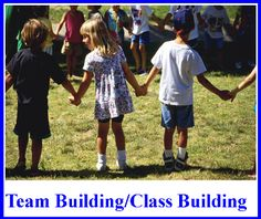 Class and Team Building Activities