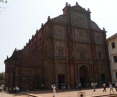 Old Goa, India
