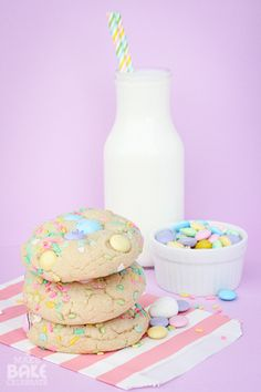 Bunny Bait Cookies