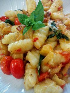 Gnocchi di patate mediterranei per MTC #59