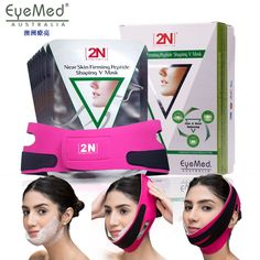 2n Face Skin Care Lift Firming Mask 7Pcs with Bandage Belt Powerful V Line Slimming Product Lifting Shaping Whitening Face Mask #>=#>=#>=#>=#> Click on the pin to check out discount price, color, size, shipping, etc. Save and like it!