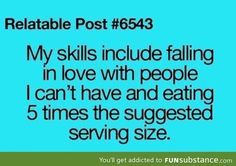This describes me so perfectly it's ridiculous.