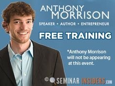 Who don't know about #AnthonyMorrison? He is an expert #marketer, an #entrepreneur and an acclaimed writer as well. The story of this young man indeed is an inspirational one.