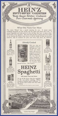 This is an ORIGINAL print ad carefully removed from 1916 magazine. Vintage Food, Vintage Recipes, Vintage Paper, Vintage Ads, Vintage Prints, Vintage Stuff, Old Advertisements, Retro Advertising, Retro Ads