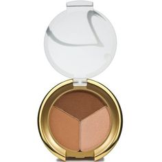 Jane Iredale PurePressed Triple Eye Triple Cognac Sundown Üçlü Göz Farı