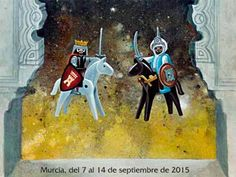 MOROS Y CRISTIANOS DE MURCIA. El sábado día grande de Moros y Cristianos en #Murcia.  Por la mañana pasacalles y por la noche llega el gran desfile. Más info => http://www.murciaturistica.es/es/evento/moros-y-cristianos-de-murcia-M421475/?utm_source=Pinterest&utm_medium=Redes%20Sociales&utm_campaign=Desfile%20de%20Moros%20y%20Cristianos%20Murcia