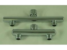 Dual Shower Head Brass Bars