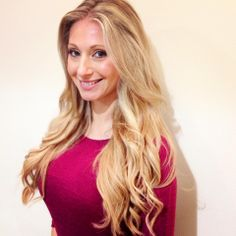"""Sun kissed blonde highlights  ZALA 20"""" clip in hair extensions <3"""