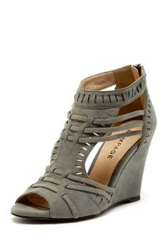 Kazuki Wedge Sandal
