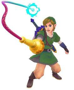 #Link and whip from the official artwork set for #TLoz Skyward Sword. #Zelda http://www.zelda-temple.net/the-legend-of-zelda-skyward-sword