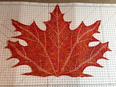 Ravelry: Project Gallery for Maple Leaf Knit Shawl pattern by Natalia @ Elfmoda