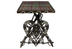 Tartan Twig Table on OneKingsLane.com