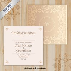 Another beautiful invitation for weddings or any special and elegant wedding invitation stopboris Choice Image