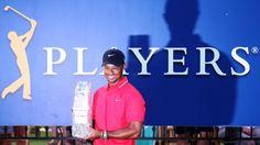 Tiger Woods Wins PlayersChampionship
