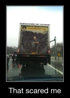 The epic truck poster.