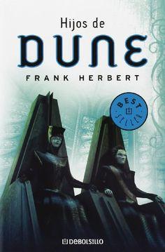 Hijos de Dune de Frank Herbert