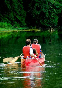 Kayak or Canoe Rental, a Guided Four-Hour Fishing Tour, or Two-Day River Trip