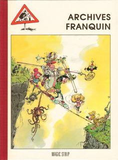 (AUT) Franquin -7- Archives Franquin - BD