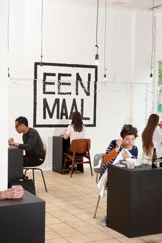 Eten in je eentje bij Eenmaal Roomed   roomed.nl