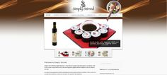 Simply Stirred Ecommerce website